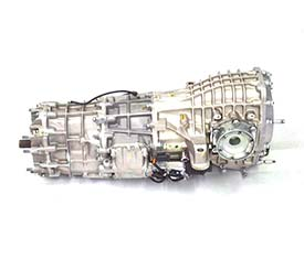 Ferrari 360 gearbox