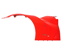 Ferrari 458 Spider fender