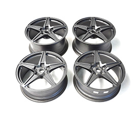 Ferrari 550 Maranello wheels