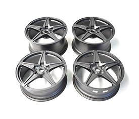 Ferrari 575M wheels