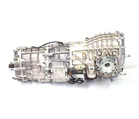 Ferrari 599 GTO gearbox