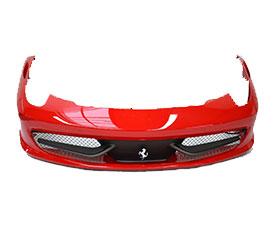 Ferrari 599 GTO bumper