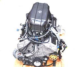Ferrari 612 Scaglietti Motoren
