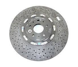 Ferrari California brake discs