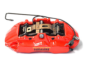 Ferrari California T brake calipers