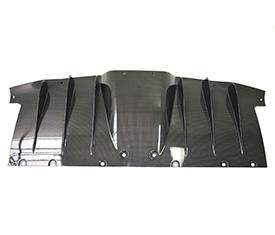 Ferrari carbon parts