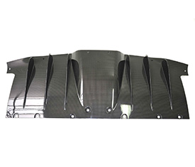 Ferrari F50 carbon parts