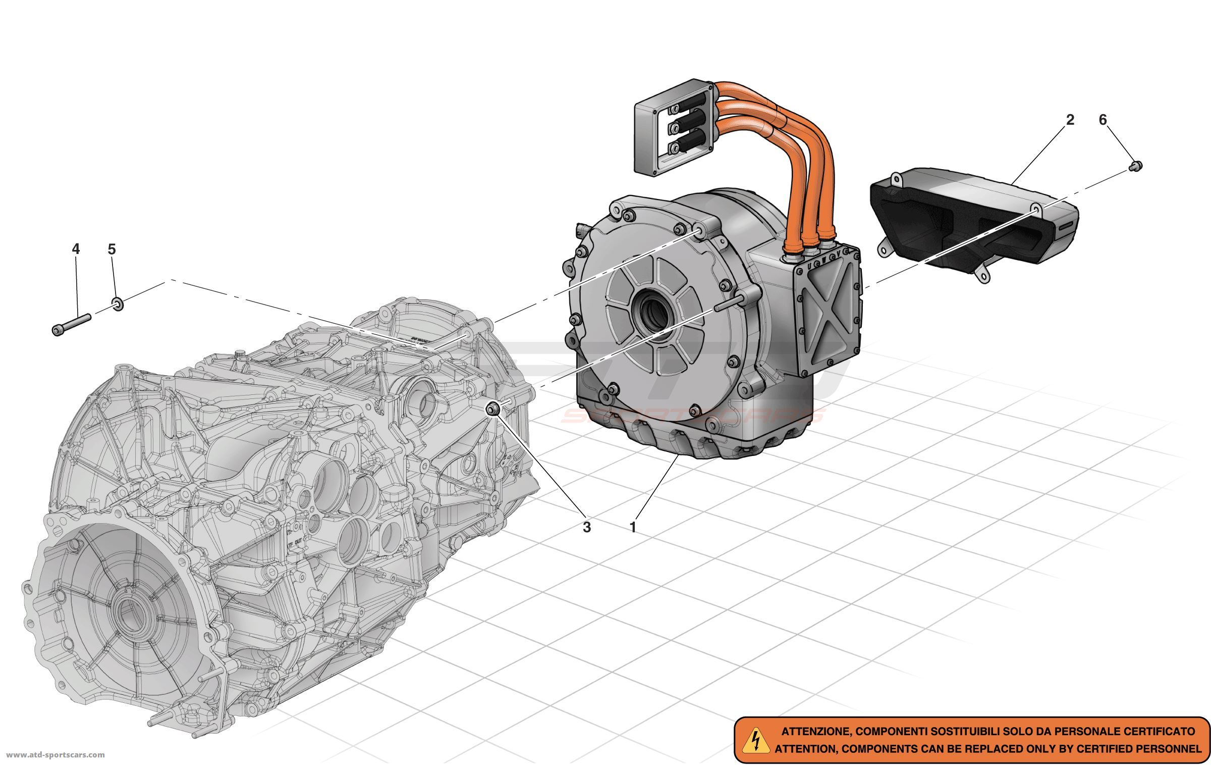 Laferrari Electric Motor Atd Sportscars Ferrari Electrical Wiring Diagram Technical Image Of 0019
